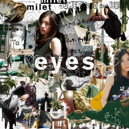 milet アルバム eyes