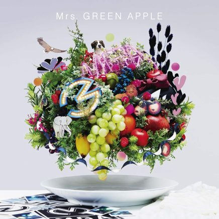 Mrs. GREEN APPLE – スターダム