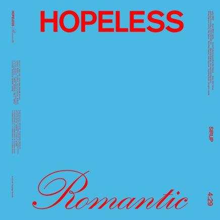 SIRUP – HOPELESS ROMANTIC