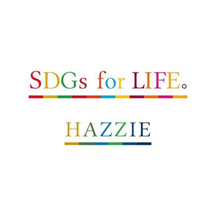 ハジ→ –  SDGs for LIFE。