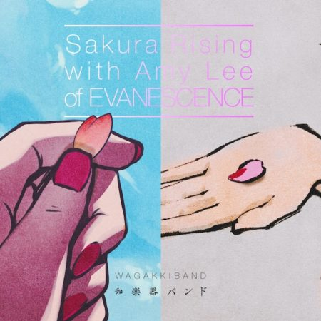 Sakura Rising with Amy Lee of EVANESCENCE