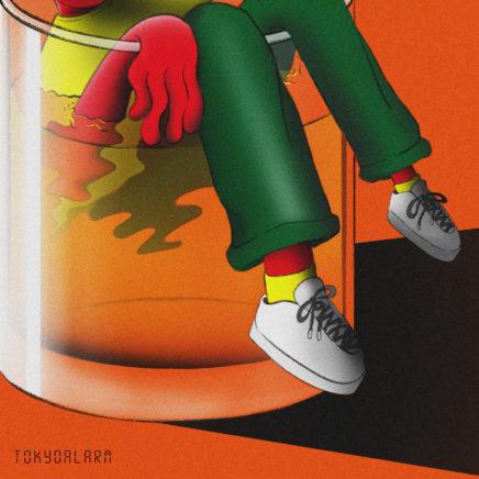 "Shun Maruno – TOKYO ALARM feat 原島""ど真ん中""宙芳&GAPPER"