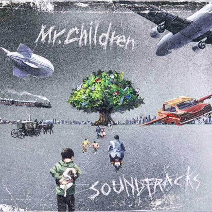 Mr.Children  アルバム  SOUNDTRACKS