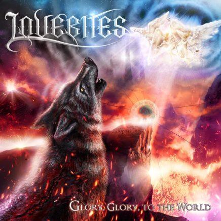 LOVEBITES – GLORY TO THE WORLD