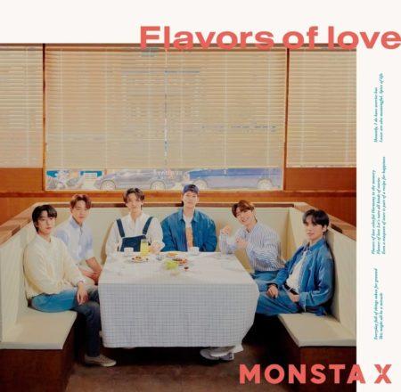 Monsta X - Flavors of love 歌詞 MV