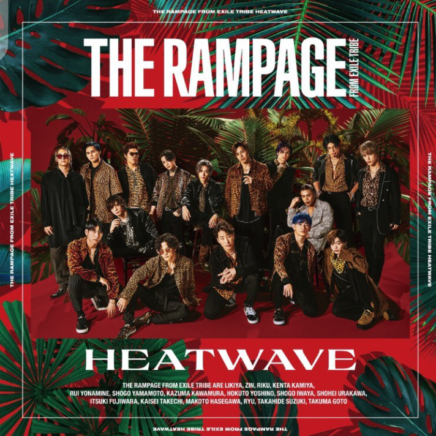 THE RAMPAGE from EXILE TRIBE – TOP OF THE TOP
