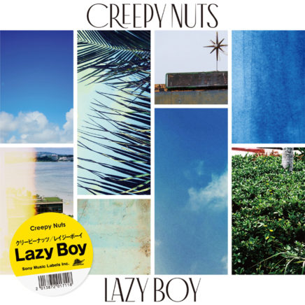 Creepy Nuts – Lazy Boy