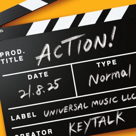 KEYTALK アルバム ACTION!