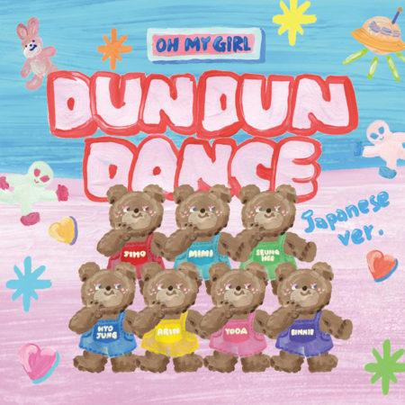 Dun Dun Dance Japanese ver.