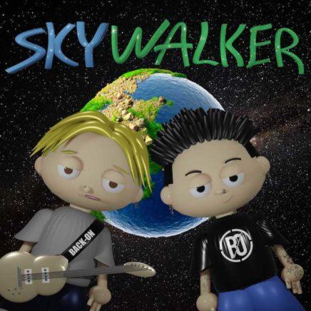 BACK-ON – SKY WALKER