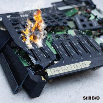 BACK-ON アルバム Still B/O