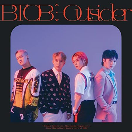 BTOB Outsider Japanese ver.